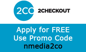 2Checkout.com Apply for ZERO charges